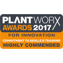 The Plantworx Innovation Award, commitment to skills and training