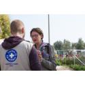 Gudrun Schyman besöker Lesbos med Vi Gör Vad Vi Kan