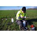 Ny studie om läkemedelsrester i jordbruksmark