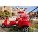 Sicilien på to hjul