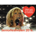 Seniorfestivalen i Örebro 3–8 oktober