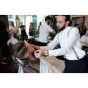 Belal Awad, The Barbershop, Helsingborg