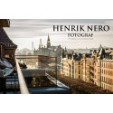 Profilsida åt fotograf Henrik Nero