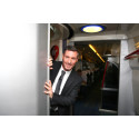 Dean Gaffney and the (Toilet) Role of a Lifetime