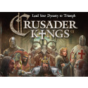 ​Crusader Kings the Board Game at SPIEL '18 – Prepare for a royal treatment!