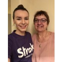 Warrington woman takes on Resolution Run for the Stroke Association for her mum