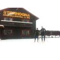 Vintern har kommit till Storhogna