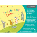 Everybunny Dance during National BookStart Week