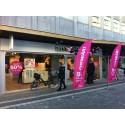 Rune Andersson på plats när Smarteyes öppnar ny butik i Trelleborg