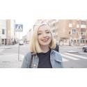 Metro Mode gör webb-tv med Sandra Beijer