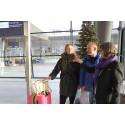 Julen på Bergen lufthavn Flesland