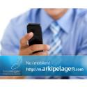 Om mobil hemsida – Arkipelagen Företagscenter nu med mobil hemsida.