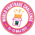 Logotype: World Fairtrade Challange 2017
