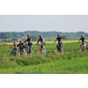 Cyklister på Monarkleden