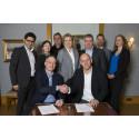 SAP i innovasjonssamarbeid med Universitetet i Oslo