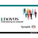 Undersökning attityder solskydd - Stora Synundersökningen 2017 Synoptik och Novus