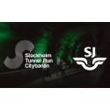 SJ i samarbete med Stockholm Tunnel Run Citybanan 2017