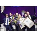 Record Six Winners in Bonnier Sales Awards
