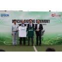 Geylang International FC signs MOU with Matsumoto Yamaga FC