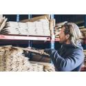 Fina försäljningssiffror för byggmaterialhandeln i Södra Sverige