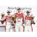Danske Nicklas Nielsen ligger nu samlet nr. 3 i Audi Sport TT Cup