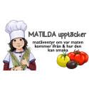 Matilda upptäcker skapar historia på bokmässan i Göteborg.