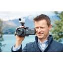 Первая 4K-видеокамера Handycam с технологией стабилизации изображения Balanced Optical SteadyShot™