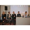 Ungdomspanelen på Freja forum diskuterar ungas levnadsvillkor i Europa.