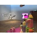 En mångfald av queera berättelser med pennan som utgångspunkt i utställning i Haninge