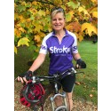 Surrey resident set for a 250 mile cycle for the Stroke Association