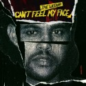 "The Weeknd slipper singelen ""Can't Feel My Face"""