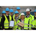 Stena Aluminium tilldelas Luftvårdspriset 2015