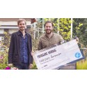 Reserobot vinnare i Ifs innovationstävling för en tryggare vardag