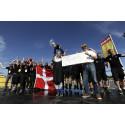 Danske studerende sætter verdensrekord