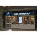 Kjell & Company öppnar sin 101:a butik i Katrineholm