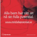Tre av fyra svenskar tror att personer med adhd är överaktiva