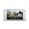 LG Optimus Black W video player view