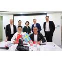 Stena Line skriver avtal med Kinas största resebyrå