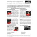 Pressmeddelande: Panasonic 100 år av innovation. Del 2: Användarvänlighet, smidighet & unik balans (pdf)
