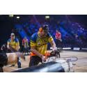Sverige laddar för svenskt rekord i VM i Timbersports