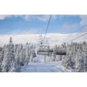 Klart for offisiell åpning av Skihytta Ekspress