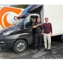 Bego Transport installerer alkolås i sine biler