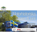 Motorhistoriska Dagen 6 juni – fem finalister utvalda i tävlingen Kultur på väg