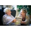 Sjöbos äldre uppskattar omsorgen
