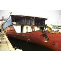 HaVs fartyg Argos skrotat enligt plan
