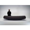 Experimental design by guest designer David Trubridge -  seating furniture to drift away on