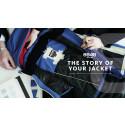 The story of your jacket | Hur gör man en skidjacka?