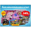 Adventskalendere fra 149 kr - spar 23%! | Vinterklær fra Legowear, Name it, Småfolk -39% | Behagelige cardigans og langermet -33% | Alt til halloween! | Vinn BRIOs dukkevogn!