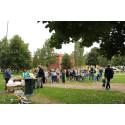 Vellykket aktivitetsdag i bydel Sagene