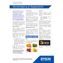 Epson CLO - Faktablad: Sammenligning av fargelysstyrke